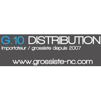 logo de G 10 Distribution